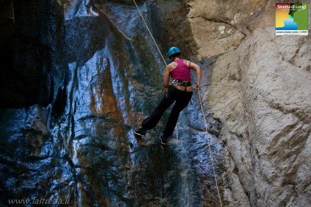 Canyoning Cascata del Catafurco - 16 Agosto 2014